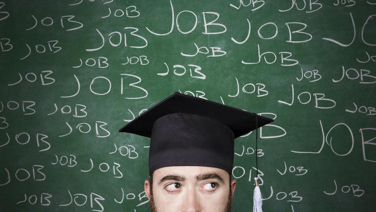Law school graduates are having a tough time finding jobs.