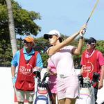 <strong>Wie</strong>'s Hawaii win at the LPGA Lotte Championship sends her to top of money list