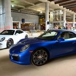 Porsche tops out new American HQ in Atlanta (SLIDESHOW) (Video)