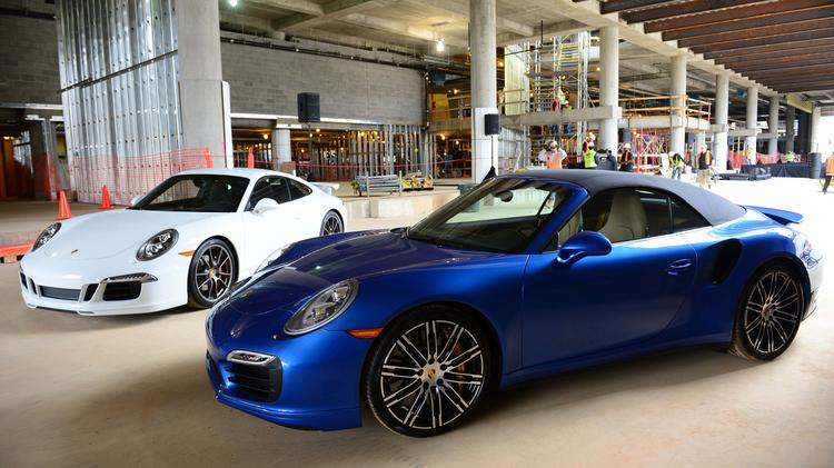 The exclusive U.S. importer of Porsche sports cars' 28-acre headquarters will be at the Northeast corner of Hartsfield-Jackson Atlanta International Airport at One Porsche Drive.
