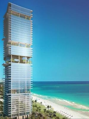 Turnberry Ocean Club will have 154 units.