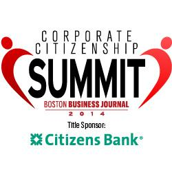 Corporate Citizenship - Partners of the Year 2014