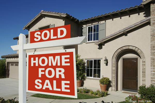home for sale sold sign stucco*600xx3436 2298 0 0 - Home sales dip despite low mortgage rates; are prices too high?