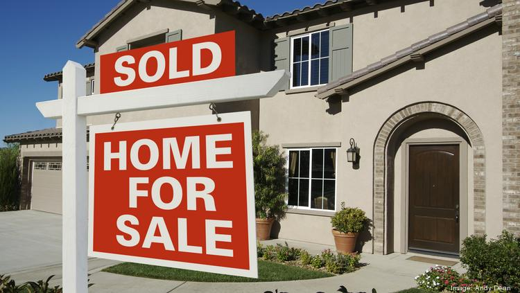 March home sales were down in Forsyth County due to the cold and snowy weather.