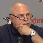 <strong>Barry</strong> <strong>Trotz</strong> thanks Nashville in full-page ad