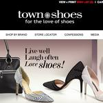 DSW willing to watch and learn from Canada's Town Shoes