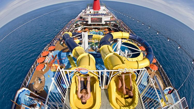 Carnival Dream is now based out of New Orleans.