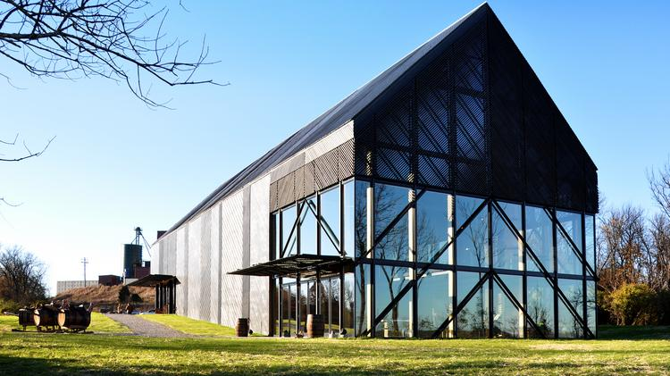 Wild Turkey officially opens its new 9,140-square foot visitors center today.