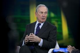 Ex-NYC Mayor Michael Bloomberg fires off $50M for gun control
