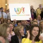 UPAF tops 2014 goal, raising nearly $11.73 million