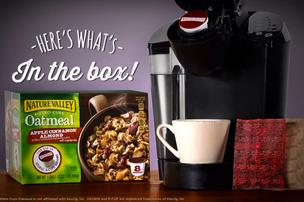 nature valley keurig