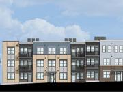 The 272 apartments will be a mix of one-, two-, and three-bedroom units, ranging in size from 812 square feet to nearly 1,600 square feet.