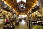 The Polaris Cabela's is 80,000 square feet, relatively small for the chain.