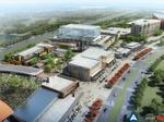 Construction to rock and roll on Irving's $173M Music Factory project