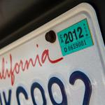 Electronic license plate startup could strike gold in California