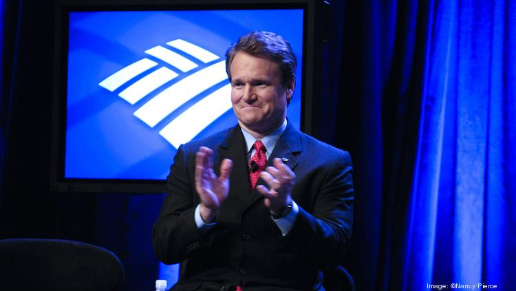 Bank of America's (NYSE:BAC) Brian Moynihan is the highest-paid CEO of a public company in North Carolina, according to the AFL-CIO's list.