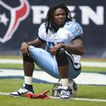Former Tennessee Titan <strong>Chris</strong> <strong>Johnson</strong> shot