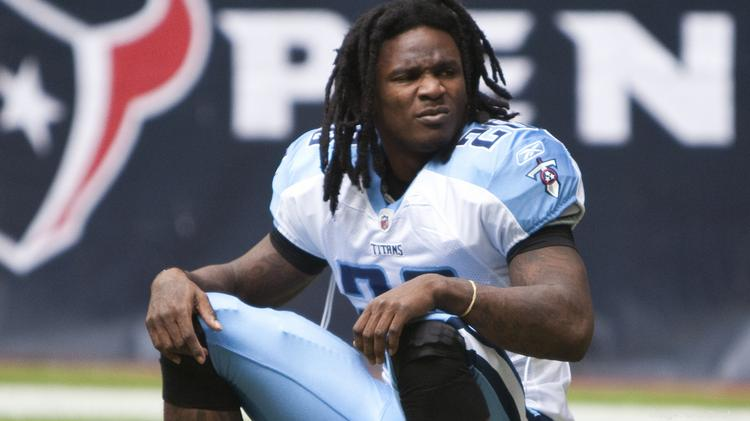 He's no longer a Tennessee Titan, but is Chris Johnson on your fantasy football team?