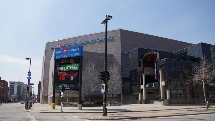 The referendum would have gathered voter input on raising taxes to build an arena to replace the BMO Harris Bradley Center.