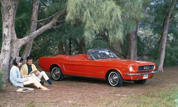 #ThrowbackThursday: Happy 50th Ford Mustang