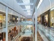 The mall's common areas will all get new flooring, handrails and signage.