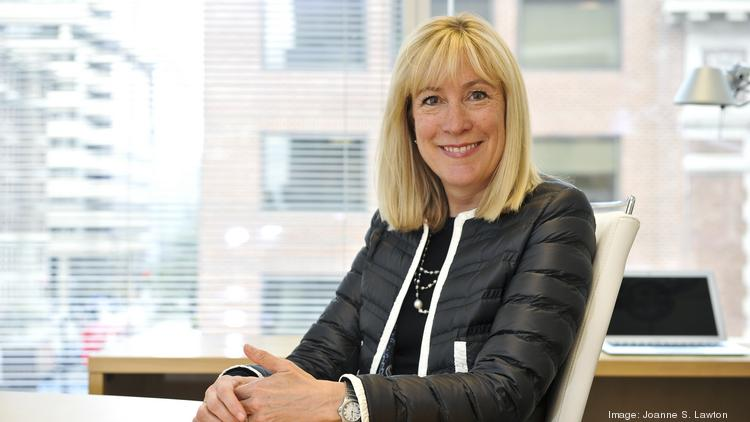 Neustar Inc. President & CEO Lisa Hook. Neustar argues that Telcordia can't take over a number-switching contract because of a conflict created by its parent company, Ericsson AB.