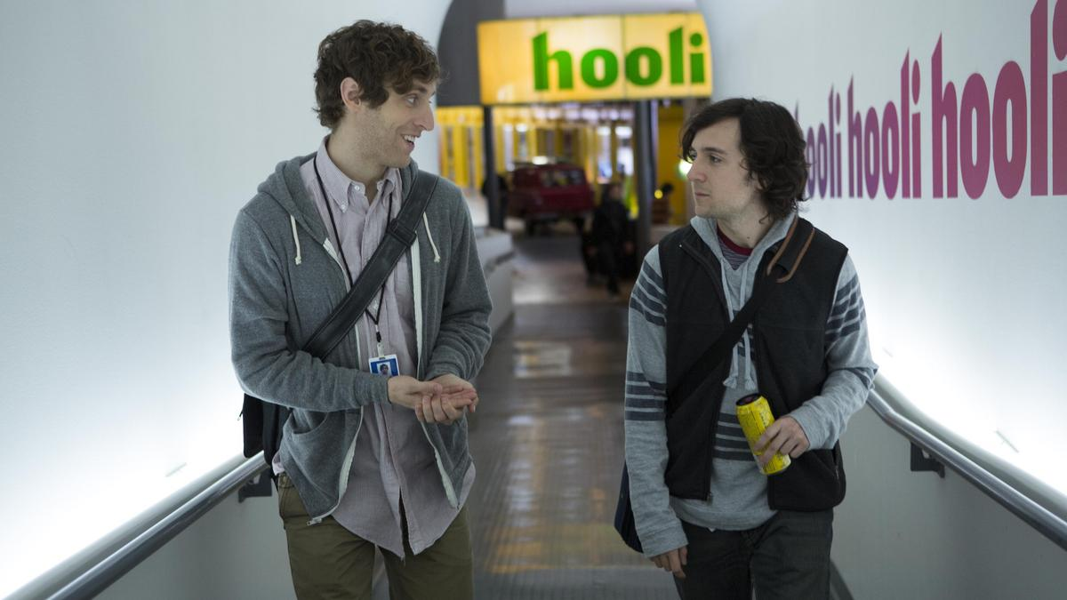 hbo ilicon valley39 tech. How HBO Captured The Look Of \u0027Silicon Valley\u0027 Tech Office Spaces - Silicon Valley Business Journal Hbo Ilicon Valley39 O