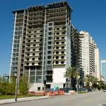 Half-built Berkman 2 condo tower in Downtown Jacksonville going up for public auction
