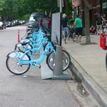 Seattle health-care peddlers promote pedal power