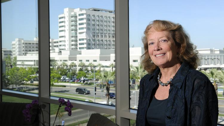 Dr. Julie Freischlag, incoming chief of the UC Davis medical campus, is winning early rave reviews.