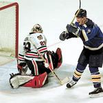 What history tells us about Blues-Blackhawks