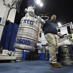 Craft brewers want 20% of U.S. market