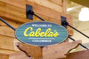 The Columbus Cabela's is the only one in Ohio.