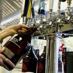 New growler store on tap for suburbs
