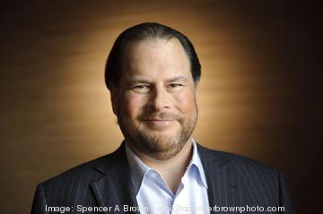 Benioff-Ellison divide: It's about more than Salesforce vs. Oracle