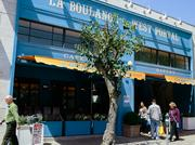 Taking over a 2,700 square-foot space that was previously occupied by the St. Francis Market at 16 West Portal Ave., La Boulange de West Portal is the bakery chain's 22nd location.