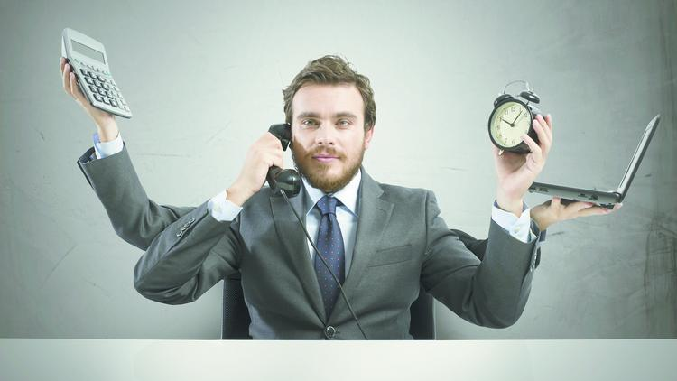 New research shows that multitasking can be bad for your career.