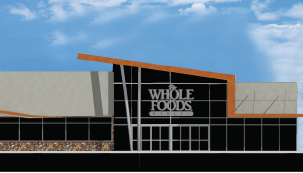 UP Development Inc. wants to build a new retail center featuring Whole Foods Market in Winter Park