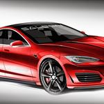 <strong>Saleen</strong> wants to turn your Tesla Model S into a hot rod