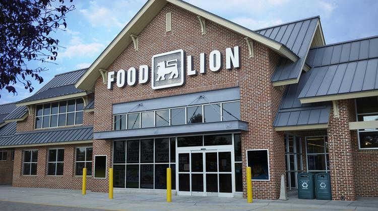 Food Lion Part Of Delhaize Group Nyse Deg Is The Most Popular