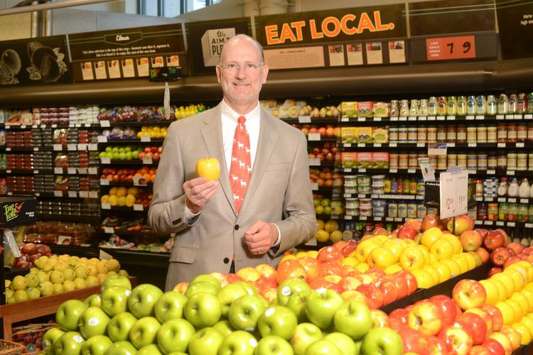 Tres Lund is overseeing the long-term growth strategy for Lunds and Byerly's grocery stores.