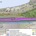 Fourth Potomac Yard Metro alternative limits redevelopment potential, will cost $351M