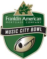 2013 Music City Bowl scheduled for Dec. 30
