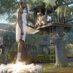 It's all in the Sprint 'framily' for NBA's Durant