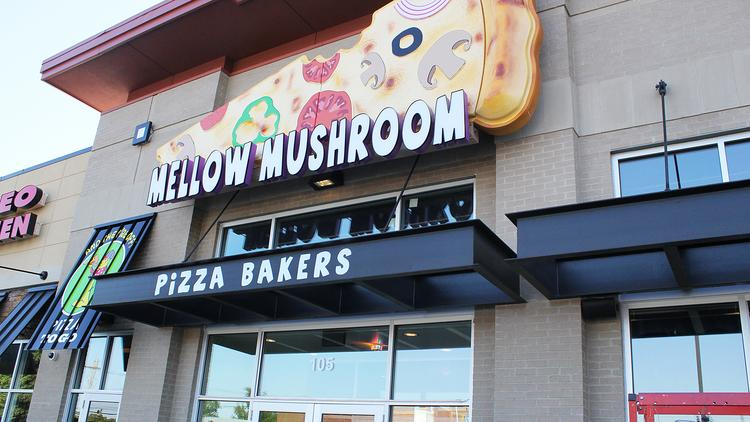 Today, there are more than 170 Mellow Mushroom locations in the United States, including two locations in the Orlando area.