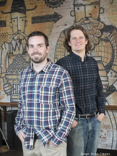 Tom O'Brien and Jack Heekin are the founders of HalfCut. I gave them a difficult task when I stopped by on Friday.