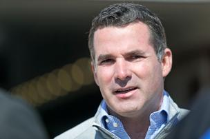 Kevin Plank started Under Armour in 1996.
