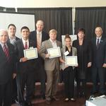Students show off entrepreneurial skills at 'Shark Tank'-like competition