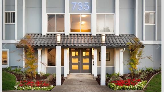 San Francisco-based Ridge Capital Investors LLC bought a two-building apartment community in San Mateo.