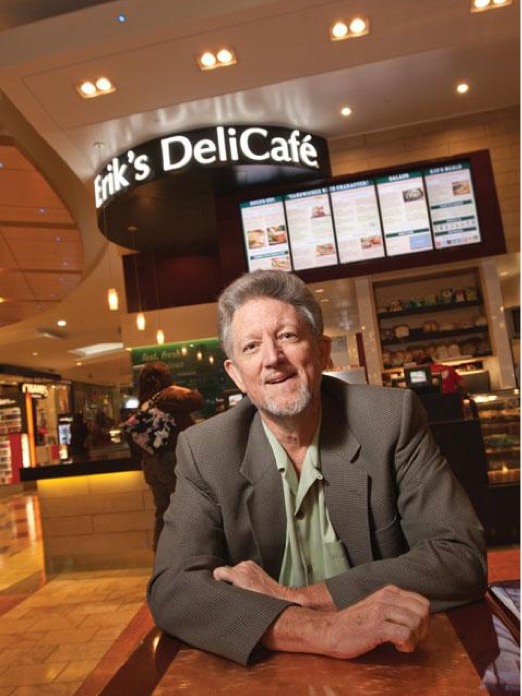 It's Erik's DeliCafe, and this is Erik.
